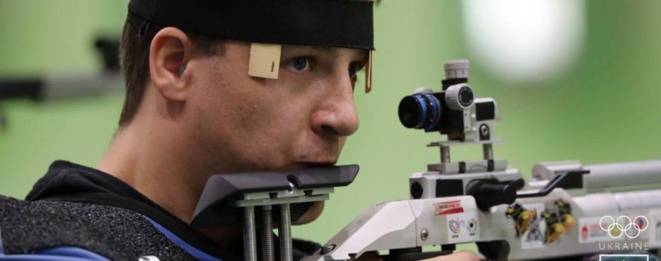 Двоє українців вийшли у олімпійський фінал зі стрільби з пневматичної гвинтівки