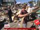 Війна з МАФами: біля столичного метро екскаваторами знесли крамниці з товаром