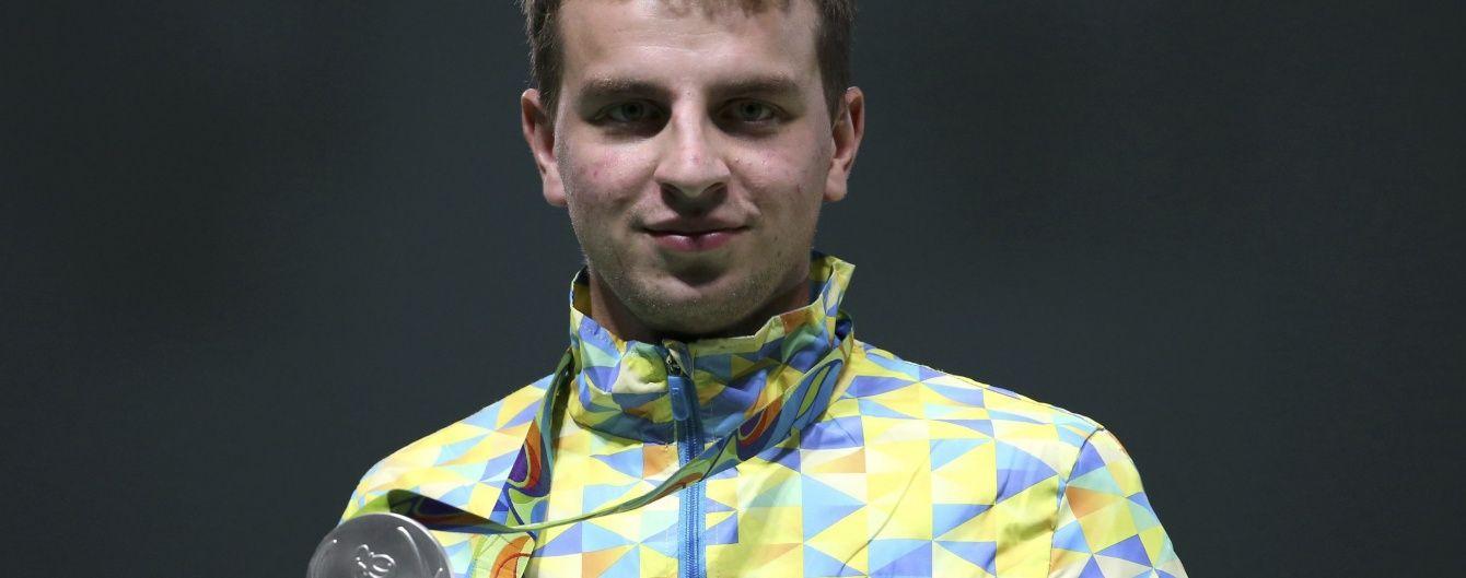 Україна виграла першу медаль Олімпійських ігор 2016 в Ріо