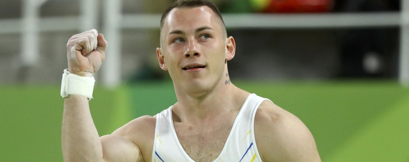 Іменем українця назвали суперстрибок у спортивній гімнастиці