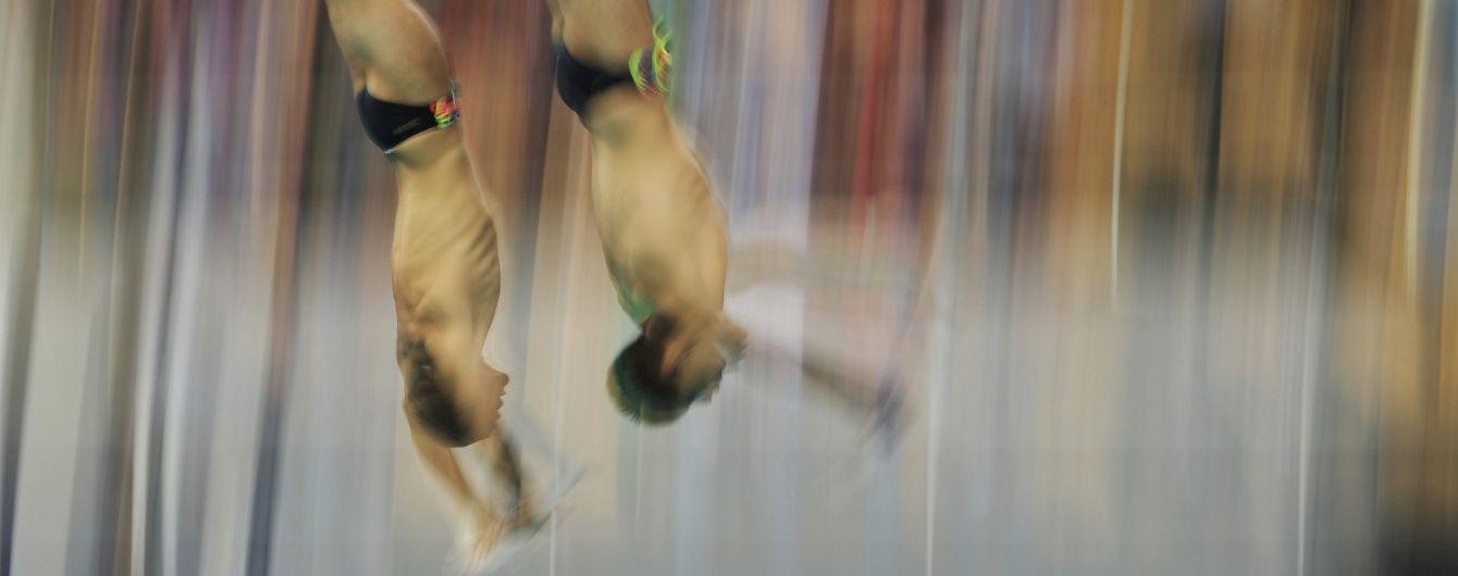 Українські стрибуни у воду показали 6-й результат  на Олімпійських іграх у Ріо