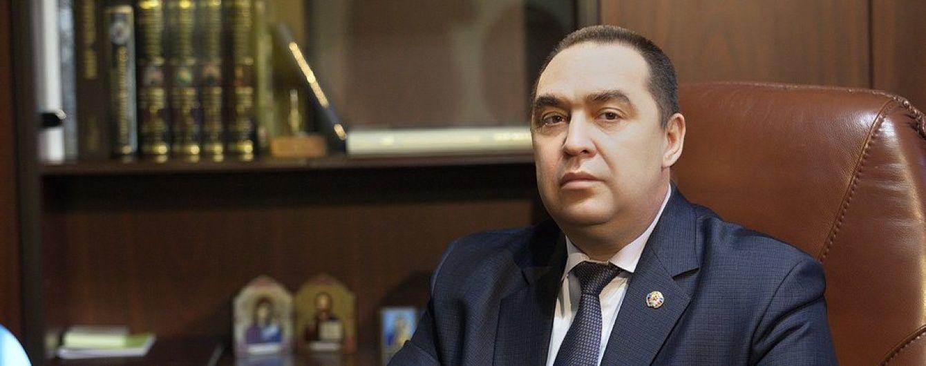 Плотницкий заявил о попытке переворота