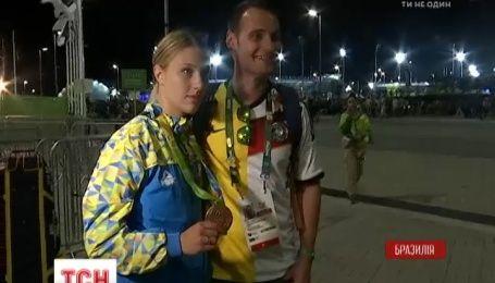 Украина одержала 2 медали на Олимпийских играх