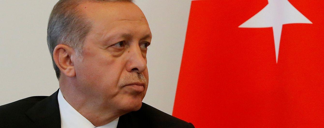 Порошенко та Ердоган провели розмову щодо територіальної цілісності України