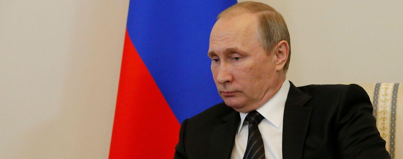 Путін заявив про відновлення чартерів до Туреччини