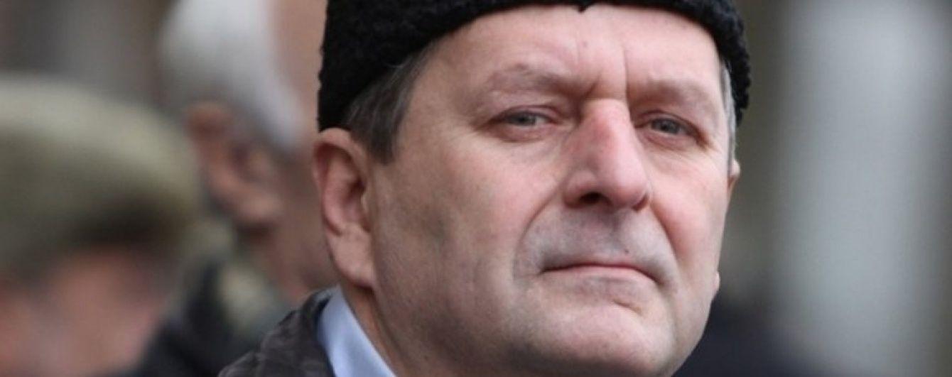 Российский суд разрешил Чийгозу свидание с тяжелобольной матерью, но в тюрьме