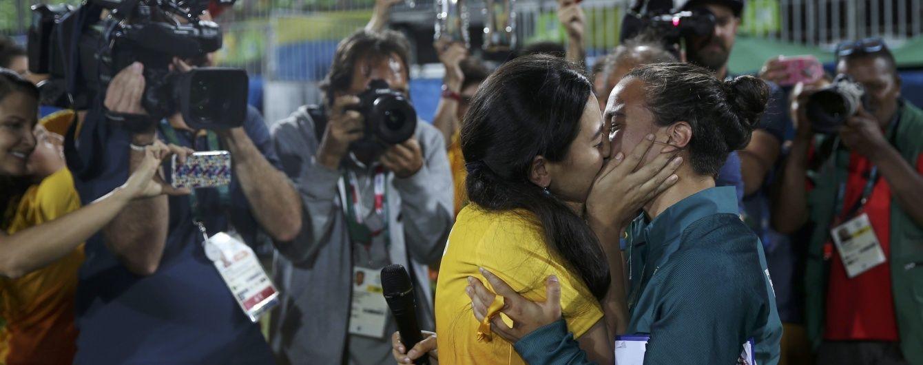 Романтичне освідчення на Олімпіаді та російський двійник Джима Керрі. Тренди соцмереж