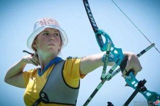 Українська лучниця вийшла до 1/16 фіналу Олімпійських ігор