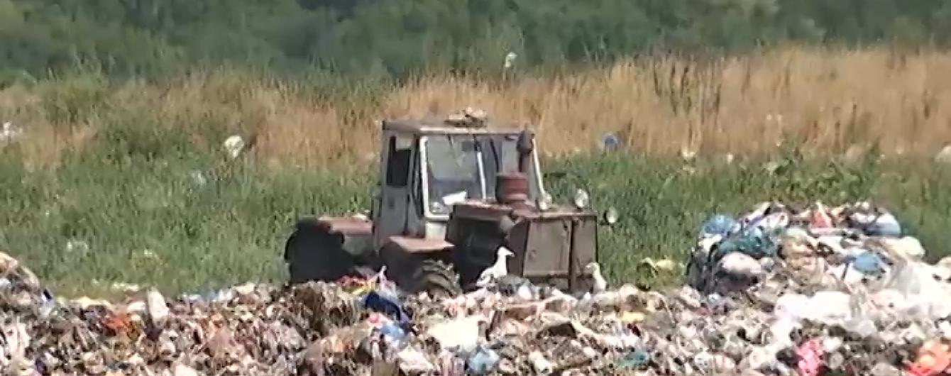 Чернівці приймуть 5 тисяч кубометрів сміття зі Львова