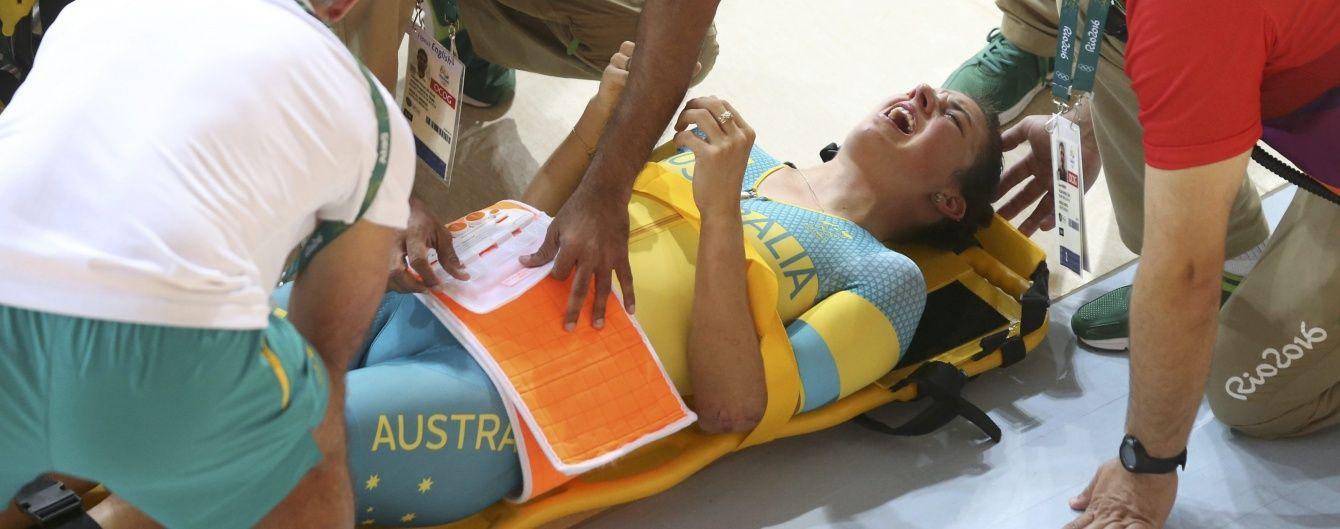 Інциденти Ріо-2016: голландський гімнаст-п'яниця і небезпечне тренування австралійських велогонщиць