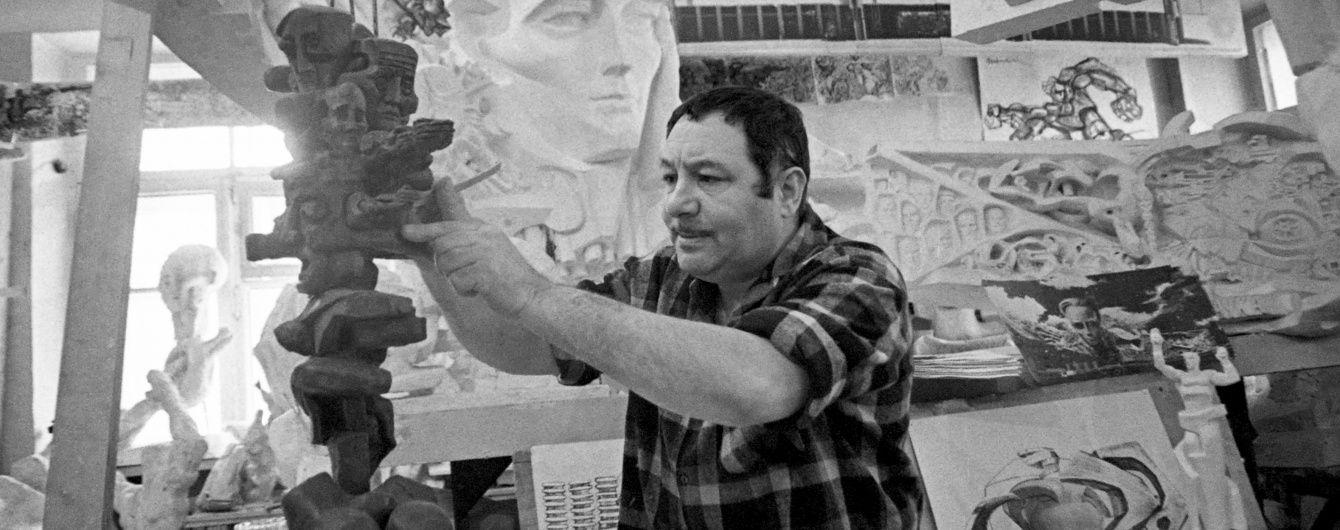 """У США помер скульптор Ернст Нєізвєстний, автор одеського """"Золотого дитяти"""""""
