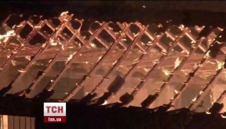 Португальский остров Мадейра пострадал от масштабных пожаров