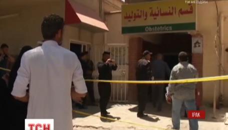Пожар в роддоме Багдада унес десятки жизней новорожденных