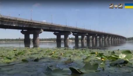 Мост Патона лучше объезжать все лето