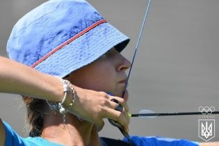 Українська лучниця без проблем вийшла в 1/16 фіналу Олімпійських ігор