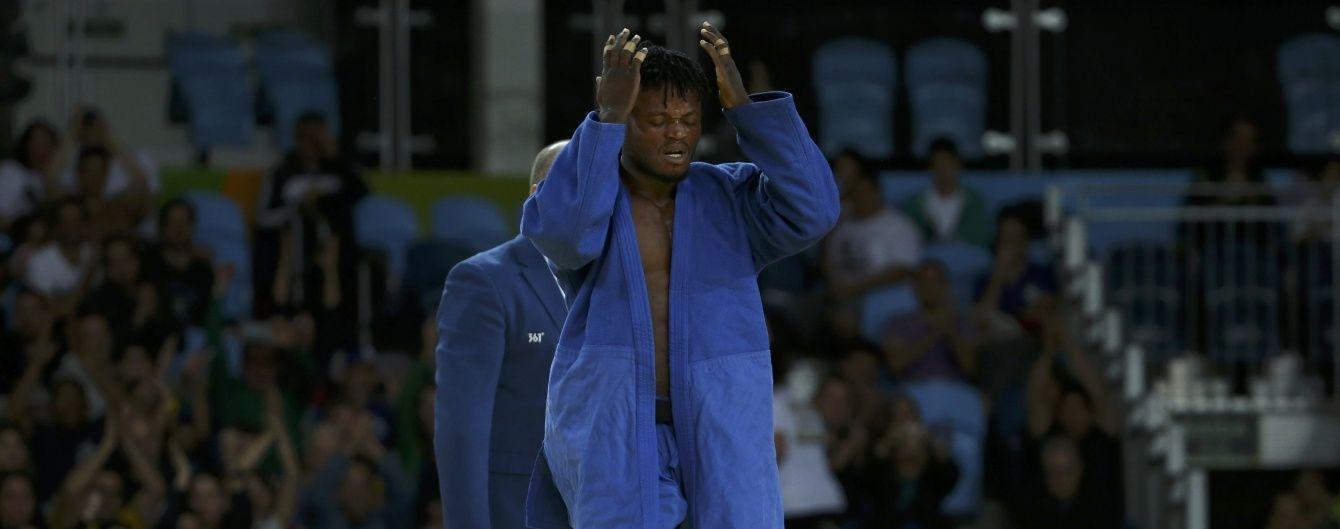 Дзюдоїст-біженець здобув історичну перемогу на Олімпійських іграх