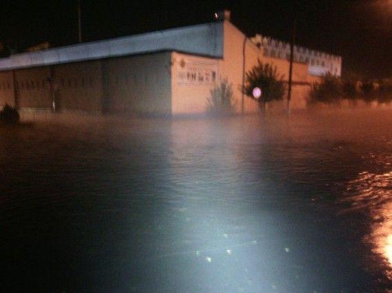 злива у Полтаві 10 серпня