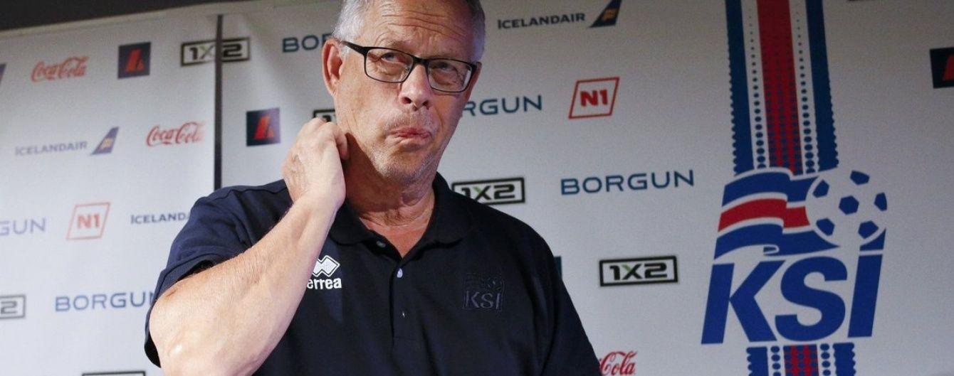 Збірна Швеції повернула свого колишнього тренера