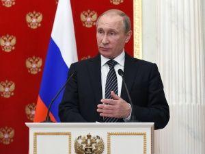 Кримський експромт Путіна