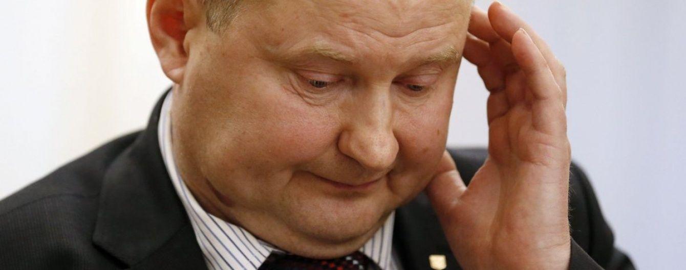 Суддю-втікача Чауса оголосили у розшук -ЗМІ