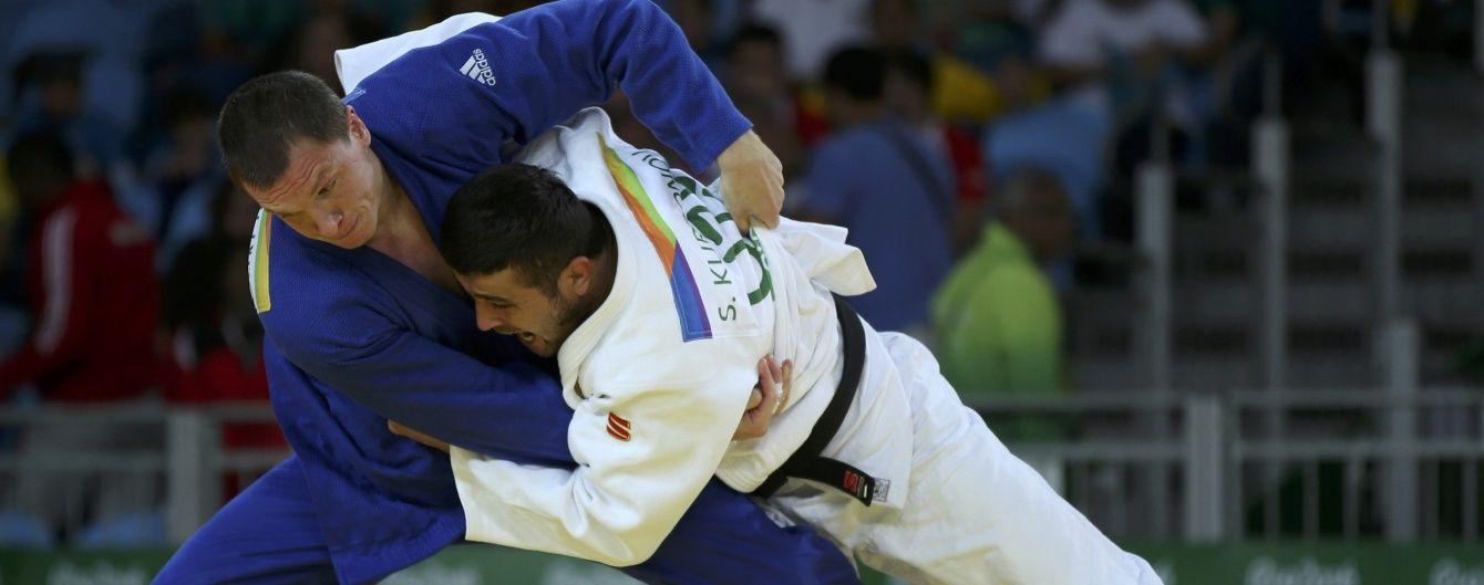 Український дзюдоїст Блошенко пробився до 1/8 фіналу Олімпіади в Ріо