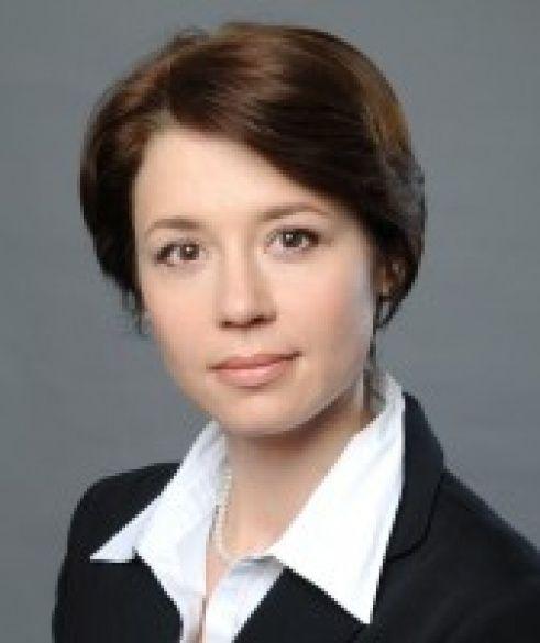 Олена Білан, економіст