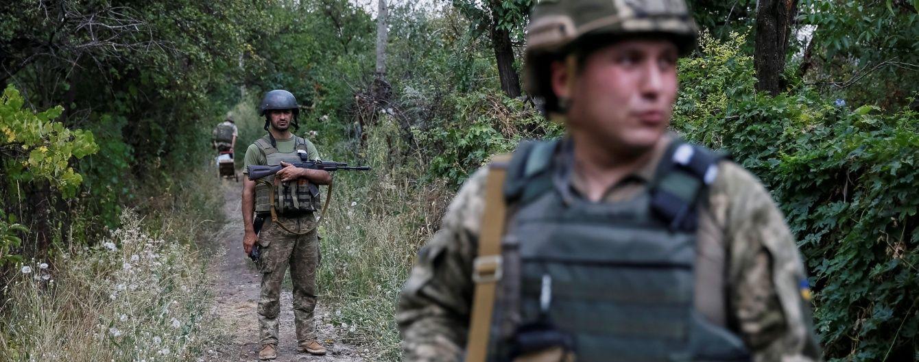 У Порошенка оприлюднили втрати серед бійців АТО на Донбасі за добу