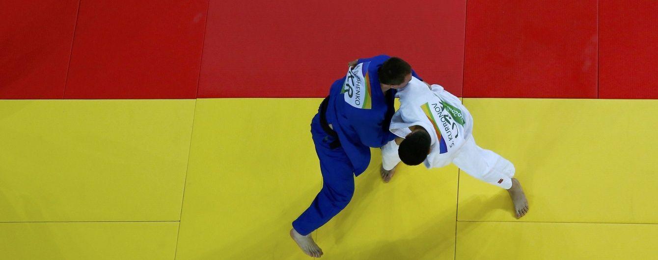 Українець Блошенко зупинився за крок від олімпійської медалі