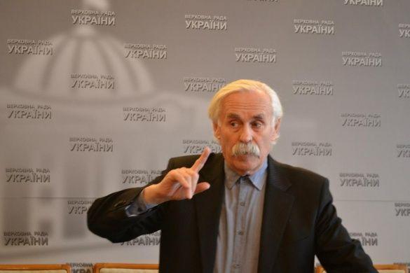 Володимир Крижанівський, перший посол України в Росії