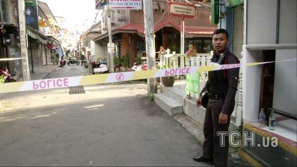 У Таїланді знову пролунали вибухи, є загиблі