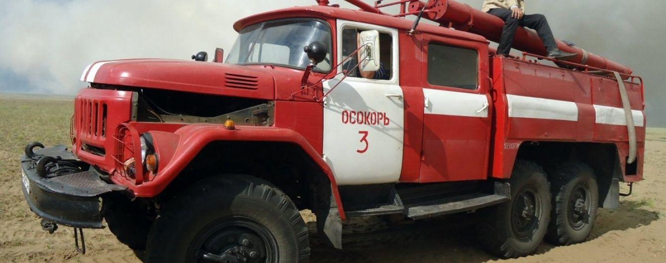 В Одесі вщент згоріли десять квартир у новобудові