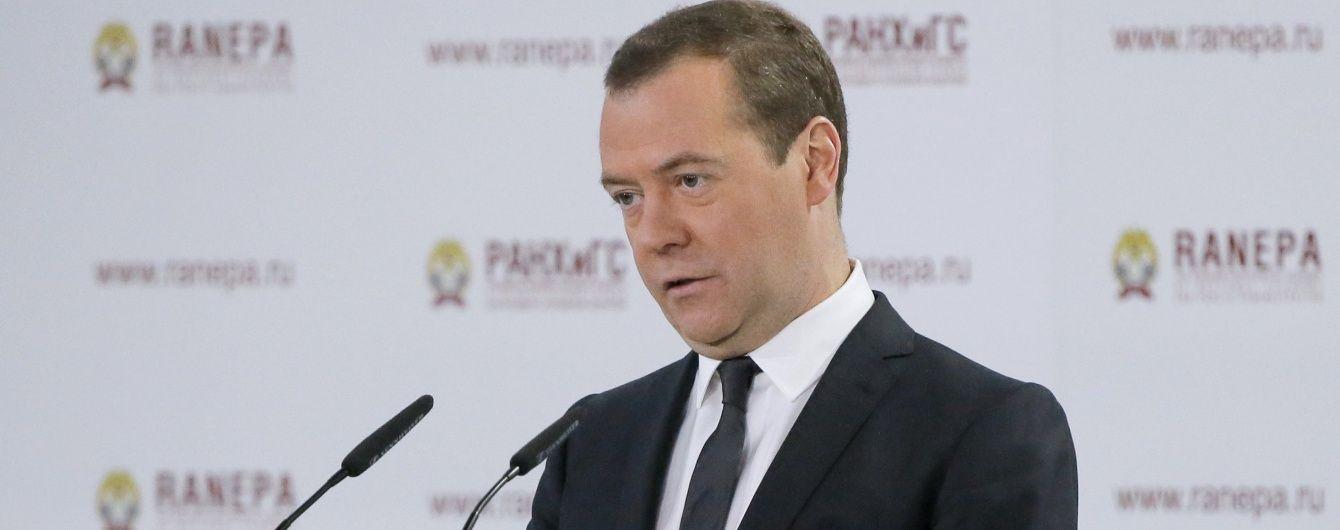Росія подовжила термін знищення санкційних продуктів з ЄС, США та України