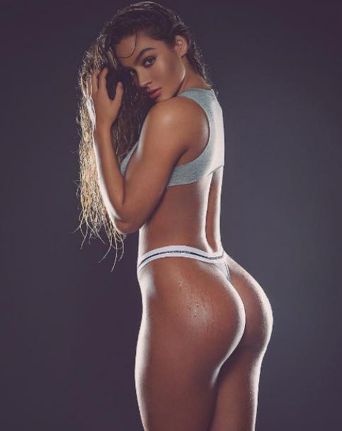 Відверта білизна та сталеві сідниці. Що постить в Instagram 19-річна фітнес модель