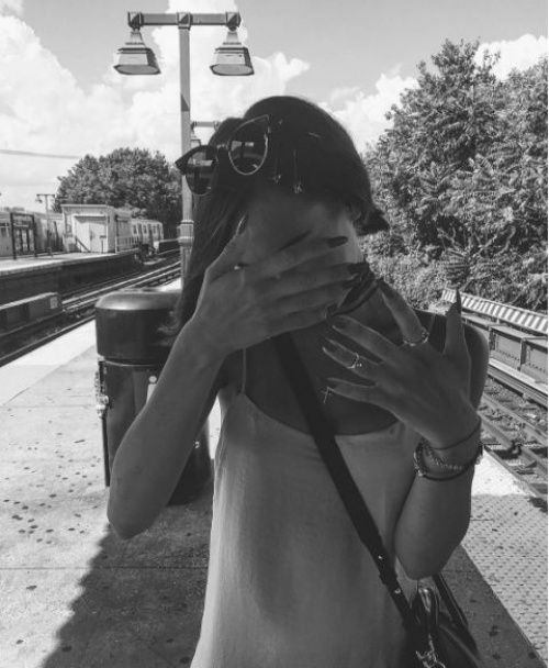 Струнка Марія Яремчук розважається у Нью-Йорку із репером