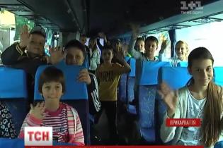 Угорщина прийняла на відпочинок дітей воїнів АТО і переселенців з Донбасу