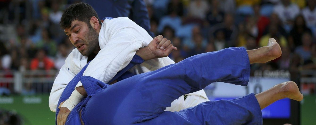 На Олімпіаді єгипетський дзюдоїст після поразки ізраїльтянинові не потиснув йому руку