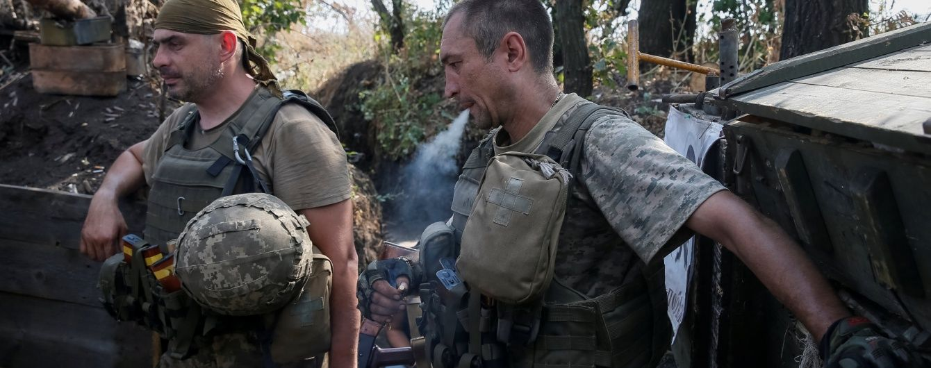 """Бойовики продовжують порушувати """"режим тиші"""" та гатять з гранатометів. Дайджест АТО"""