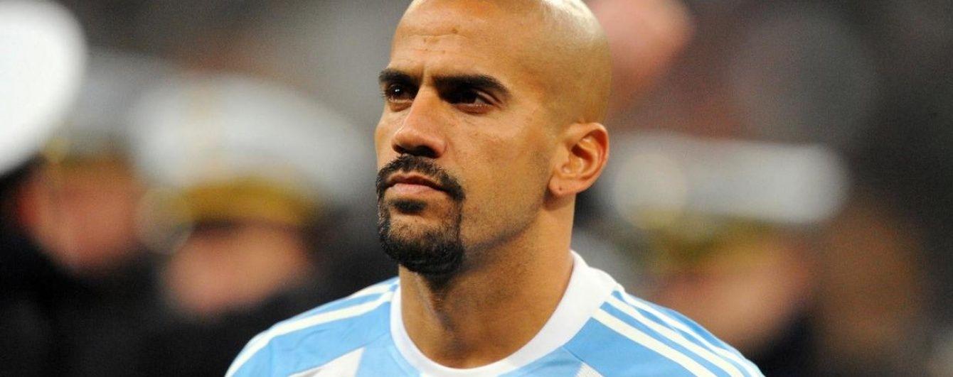 Легендарний аргентинець Верон вирішив відновити кар'єру в 41 рік