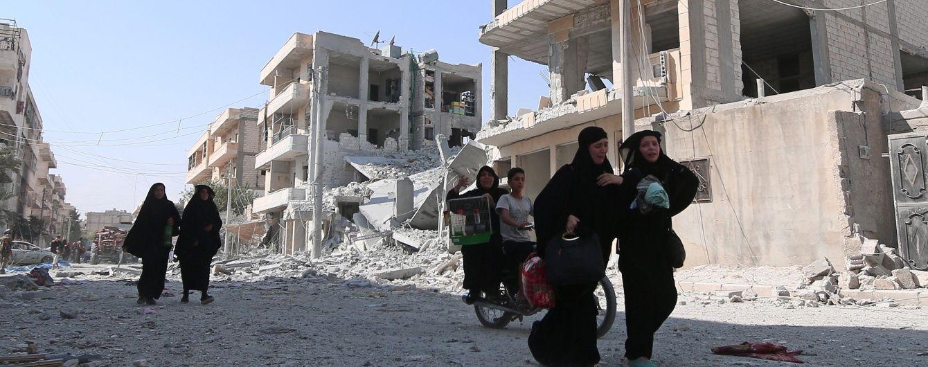 """Сирійська опозиція заявила про звільнення від бойовиків """"ІД"""" міста Манбідж"""