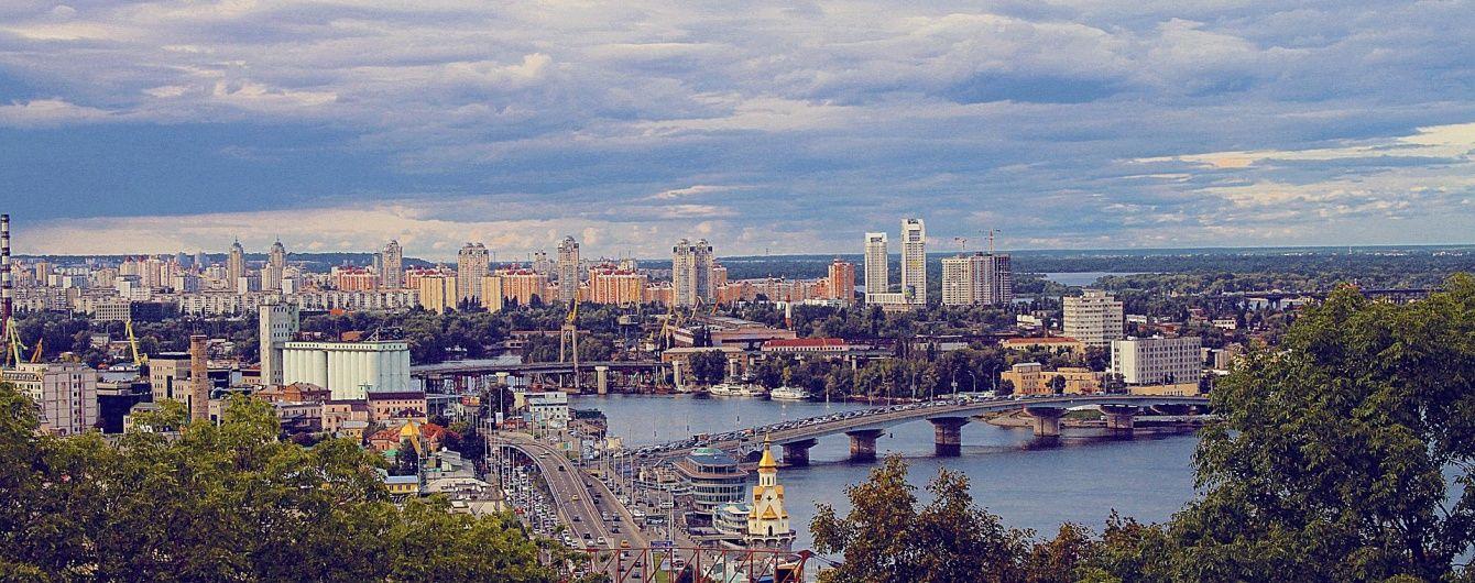 У Києві майже на 10 місяців обмежать рух низкою вулиць