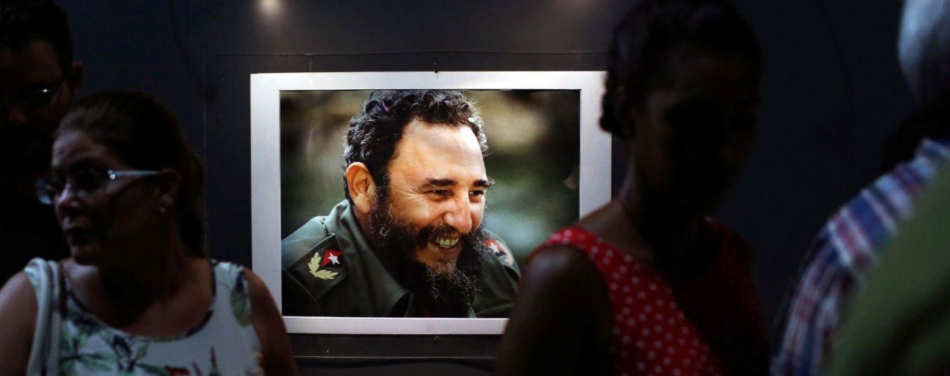 На Кубі для Фіделя Кастро скрутили рекордну 90-метрову сигару