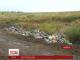 На Буковину вантажівками почали незаконно вивозити сміття