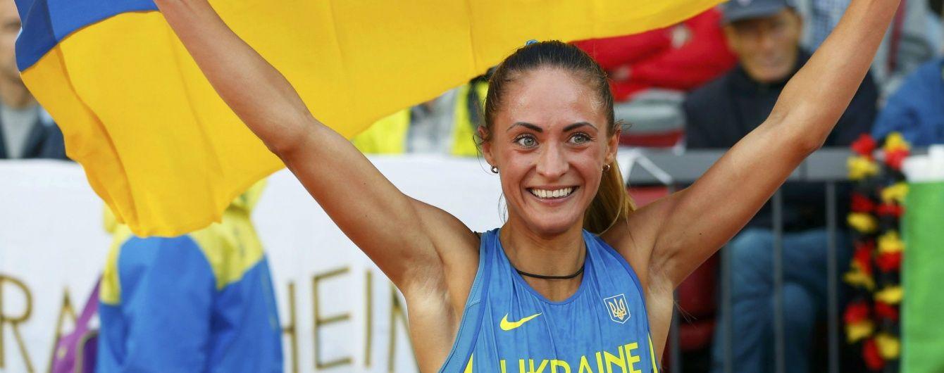 Українська легкоатлетка вийшла до півфіналу Олімпіади в забігу на 400 метрів
