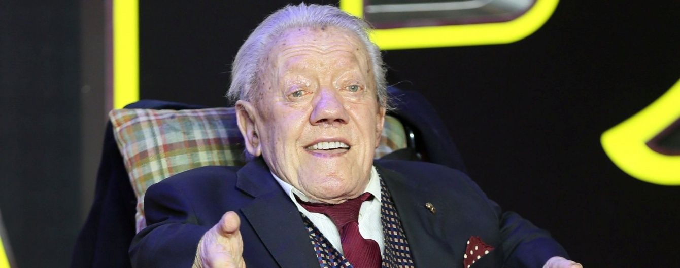 """У віці 81 року помер актор, який зіграв R2-D2 у """"Зоряних війнах"""""""