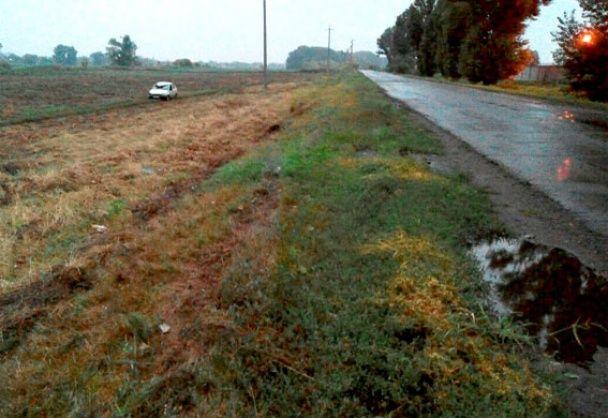 На Полтавщині ВАЗ насмерть збив пішохода та втік з місця ДТП