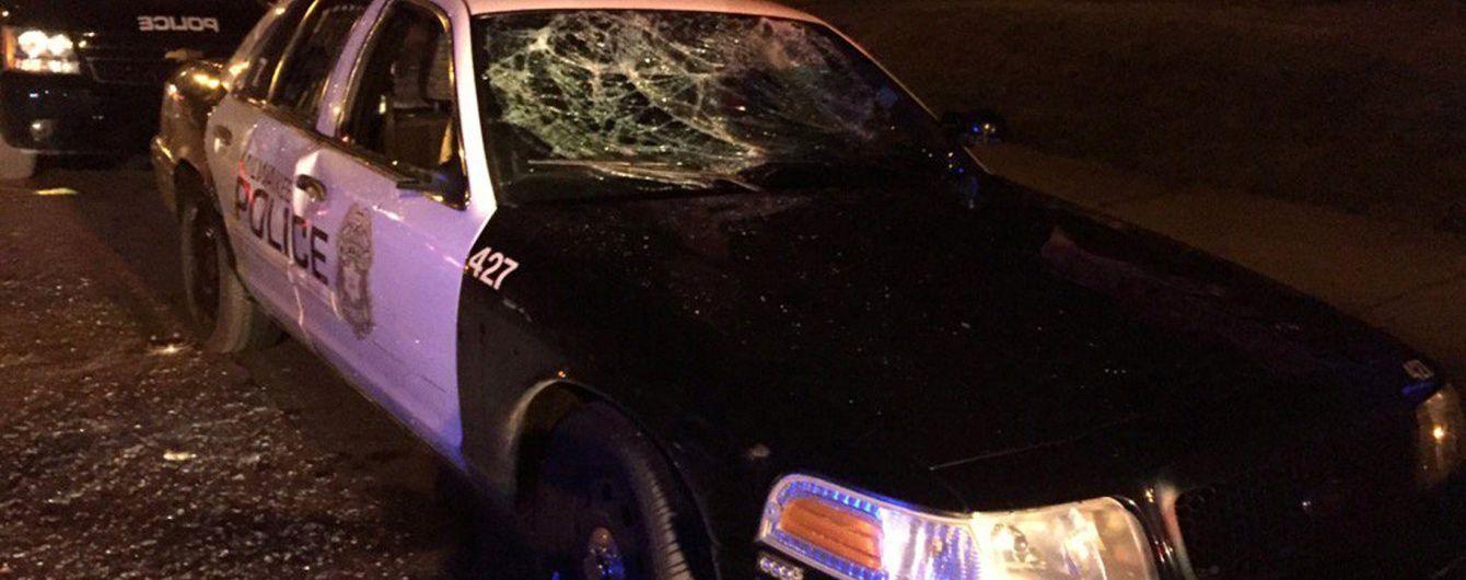 В американському Мілуокі спалахнули вуличні заворушення після вбивства поліцейським афроамериканця