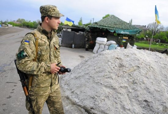 """Сили ООС через два дні відновили роботу КПВВ """"Майорське"""""""