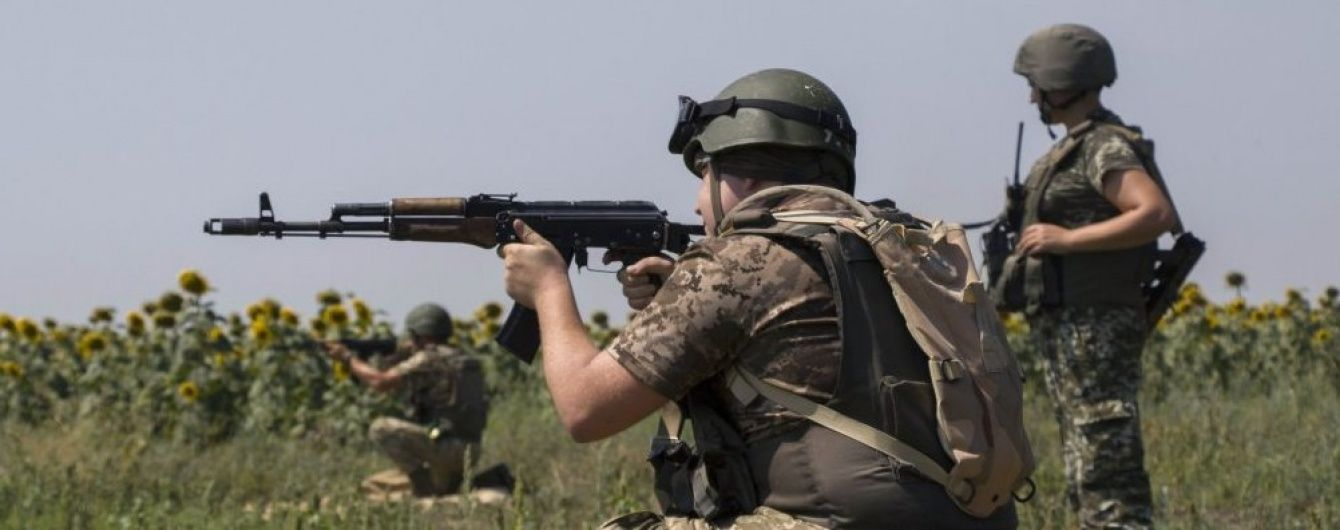 Штаб відзвітував про добу в зоні АТО: найгарячіше на Донецькому напрямку