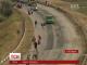 Росіяни встановили намет та прапор на нейтральній смузі кримського кордону