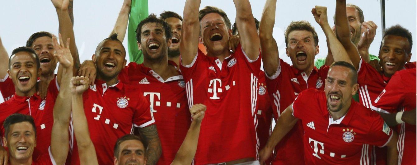 """""""Баварія"""" впевнено здобула Суперкубок Німеччини"""